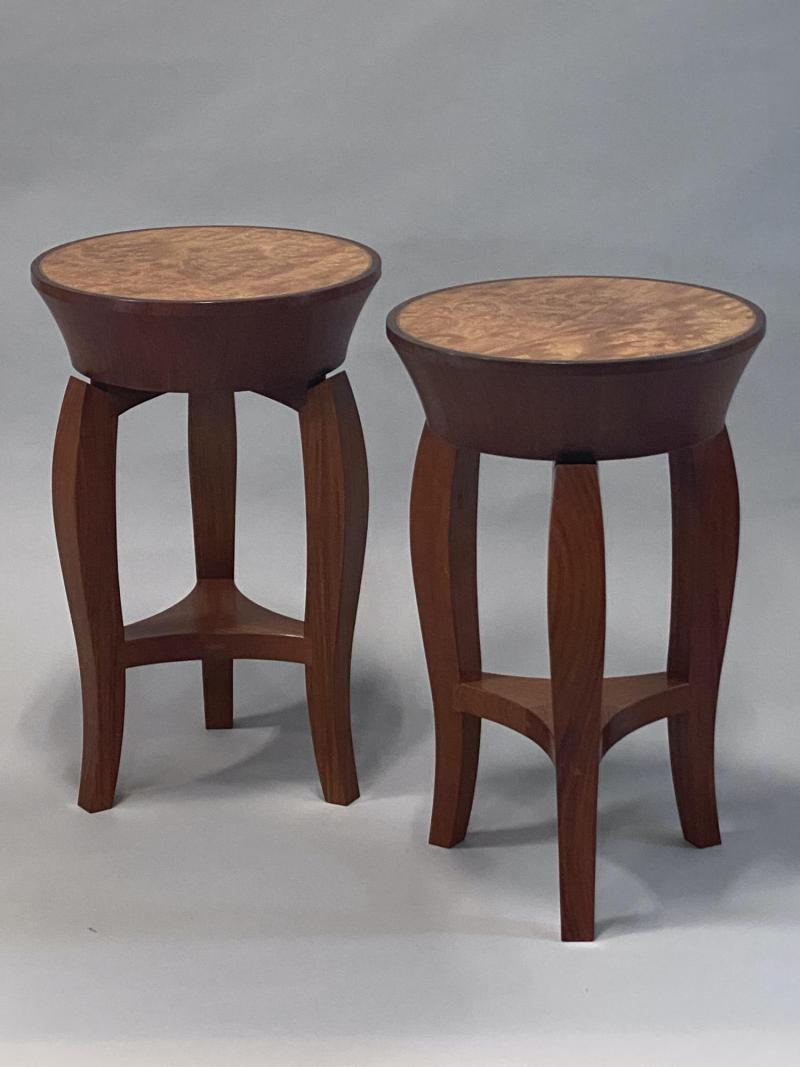 Pair of tables together